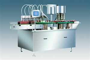 B-GX Liquid Filling Capping Following Machine
