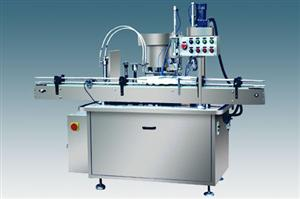 B-GX-P Aerosol Filling Capping Machine